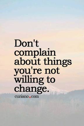 complain quote